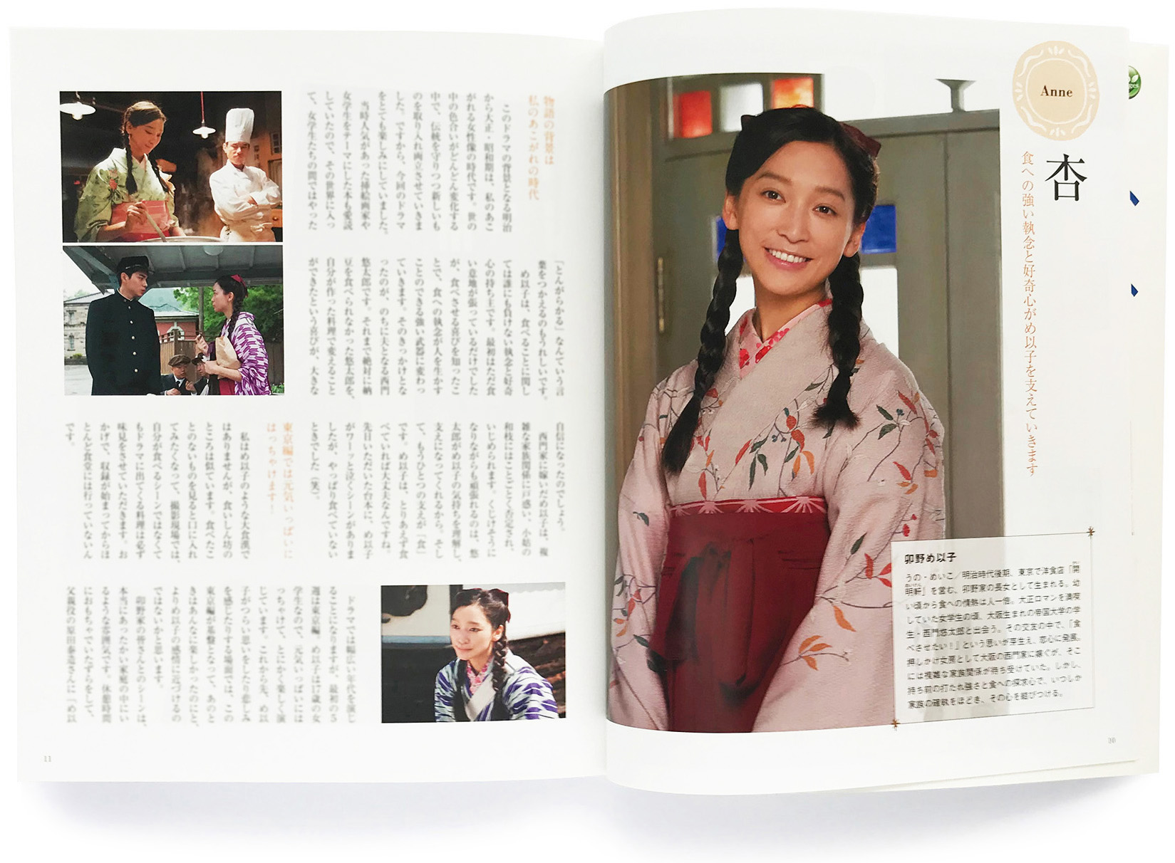 NHKドラマ・ガイド『連続テレビ小説 ごちそうさん』