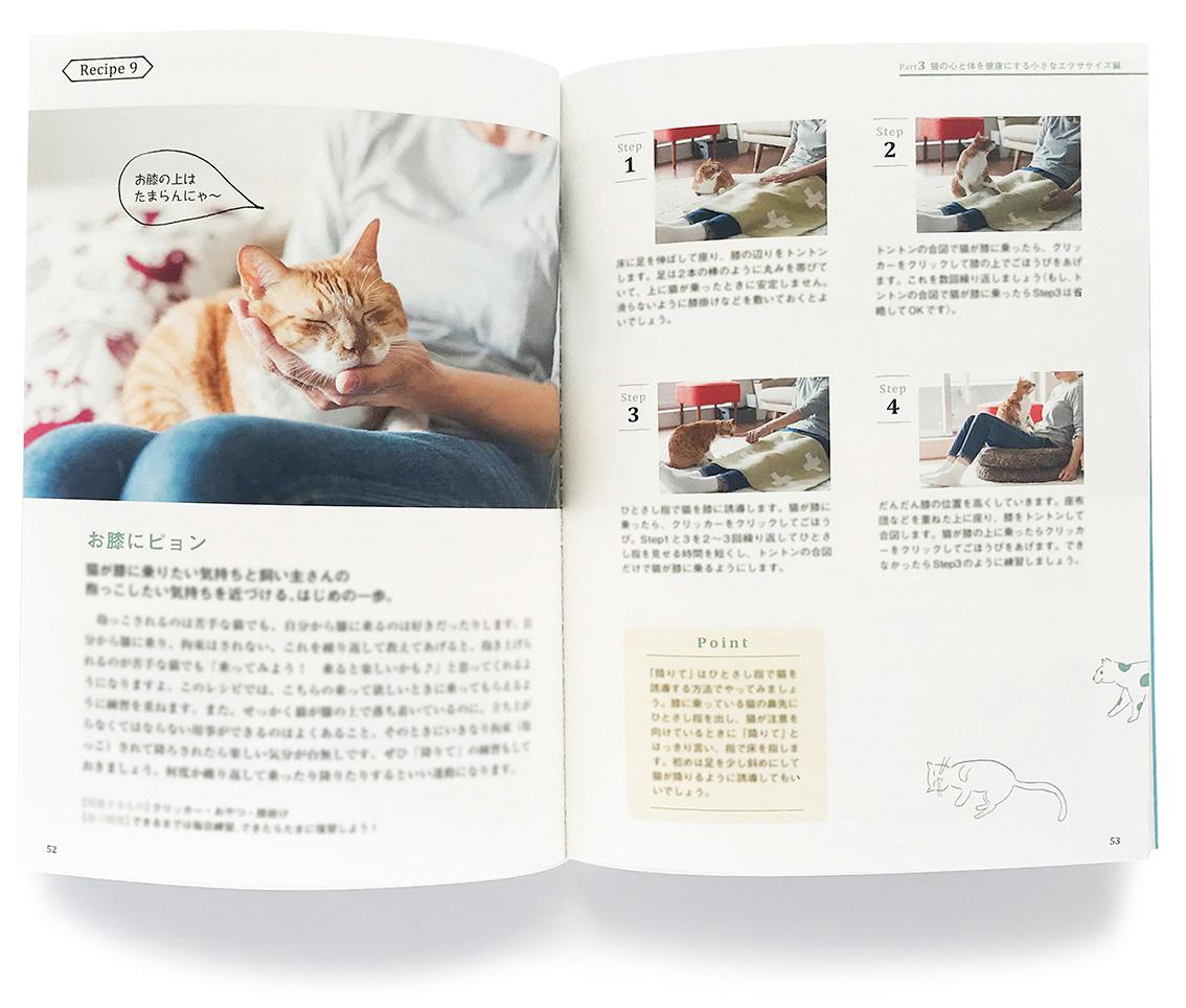『猫との暮らしが変わる遊びのレシピ 』 4